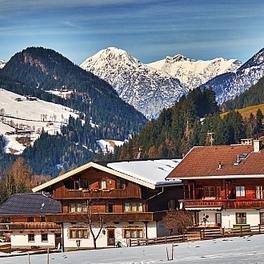 Alpbachvillage