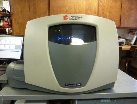 Cytomics fc 500 4401 h10